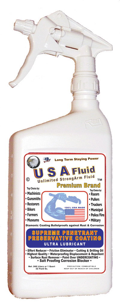 USA Fluid IS StrongArm Fluid